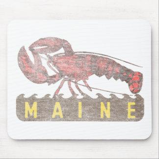 De Rode Zeekreeft van Maine Muismat