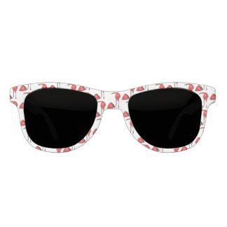 De rode Zonnebril van de Schoen van de Tango