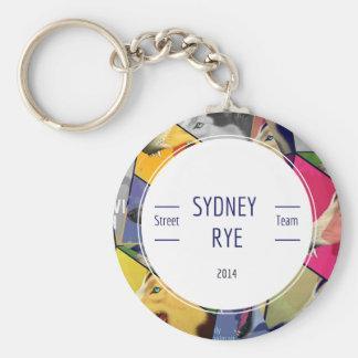 De Rogge van Sydney keychain Sleutelhanger