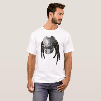 De roofdier t-shirt van de schetskunst