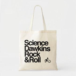 De rots van Dawkins van de wetenschap - en - brood Draagtas