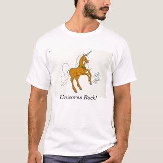 De Rots van eenhoorns! T Shirt