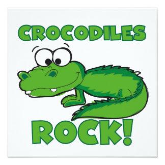 De Rots van krokodillen Kaart