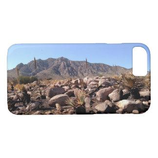 De rotsachtige woestijn van New Mexico iPhone 8/7 Hoesje