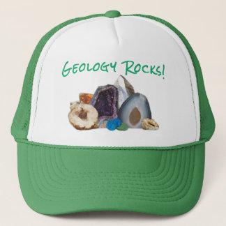 De Rotsen van de geologie! Pet