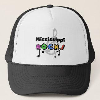 De Rotsen van de Mississippi Trucker Pet