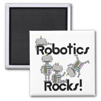 De Rotsen van de robotica Magneet