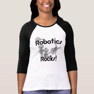 De Rotsen van de robotica T Shirt