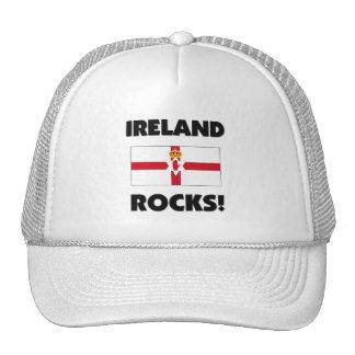 De Rotsen van Ierland Trucker Petten