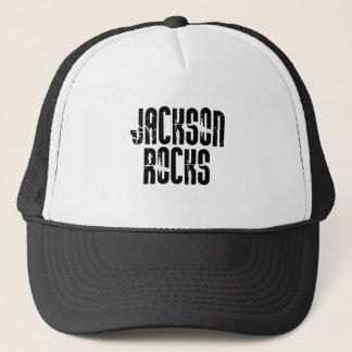 De Rotsen van Jackson de Mississippi Trucker Pet