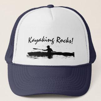 De Rotsen van Kayaking! Pet