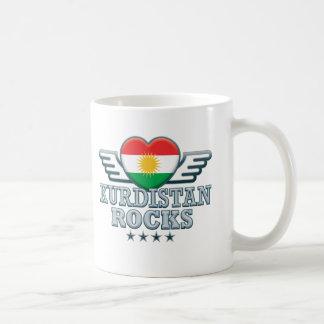 De Rotsen van Koerdistan v2 Koffiemok