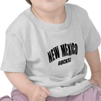 De Rotsen van New Mexico Shirts