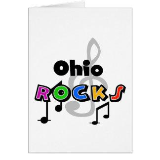 De Rotsen van Ohio Kaart