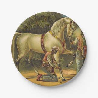 De Royalty van het Paard van het T-SHIRT Papieren Bordje