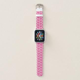 De roze Band van het Horloge van Apple van het