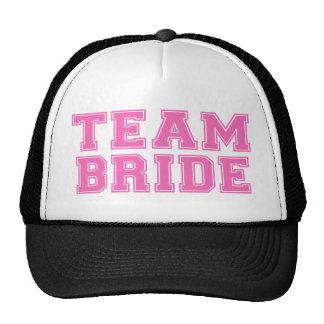 (De Roze) Bruid van het team Mesh Petten