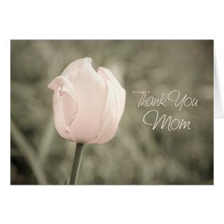 De roze Dag van het Huwelijk van het Mamma van de Kaart