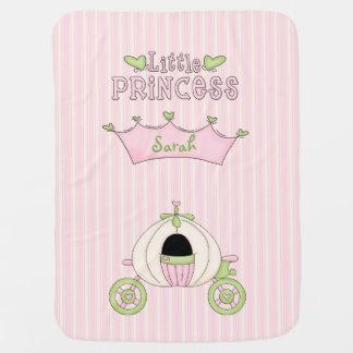 De roze Deken van het Baby van de Prinses Inbakerdoek