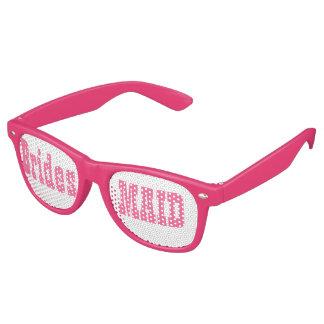 De roze Glazen van de Partij van Swag van het Feest Zonnebril