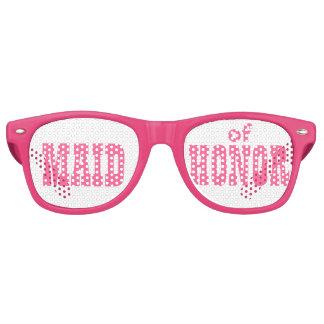 De roze Glazen van de Partij van Swag van het Feestbril