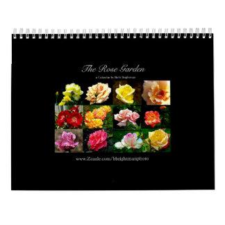 De roze Kalender van de Tuin