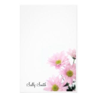 De roze Kantoorbehoeften van Madeliefjes - persona Briefpapier