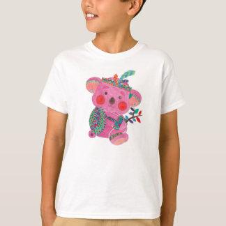 De roze Koala T Shirt
