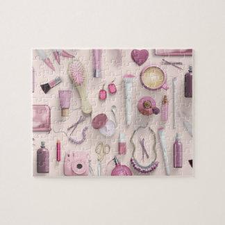 De roze Lijst van de Ijdelheid Puzzels