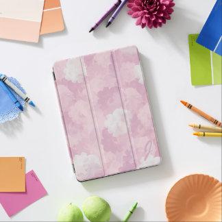 De roze ProDekking Met monogram van iPad van de iPad Pro Cover