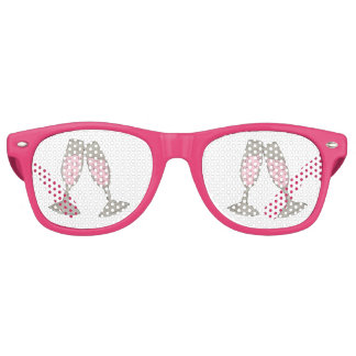 De roze Schaduwen van de Partij van het Huwelijk Zonnebril
