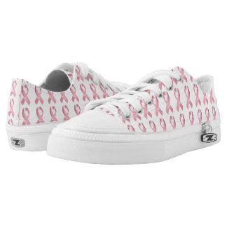 De roze Schoenen van Zipz van Kanker van de Strijd