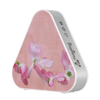 De roze Spreker van Pieladium van de Kornoelje Bluetooth Speaker
