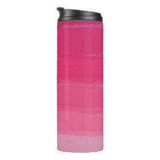 De roze Tuimelschakelaar van Ombre van de Thermosbeker