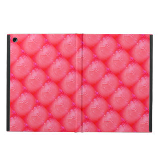 De roze verf betegelt iPad het Hoesje van de Lucht iPad Air Hoesje