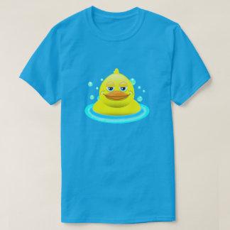 De rubber T-shirt van Ducky Emoji