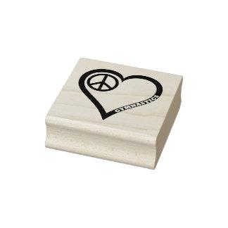 De RubberZegel van de Gymnastiek van de Liefde van Rubberstempel