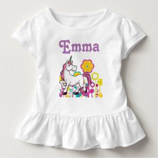 De ruchekleding van het baby kinder shirts