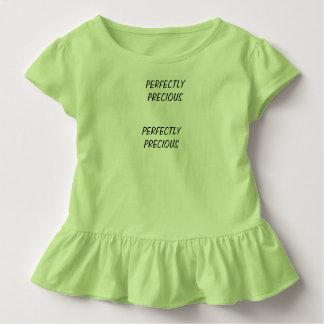 De ruchet-shirt van de peuter kinder shirts