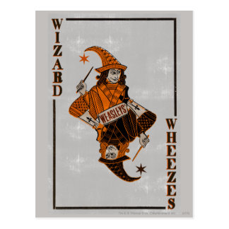 De Rug van de Kaart van Weasleys