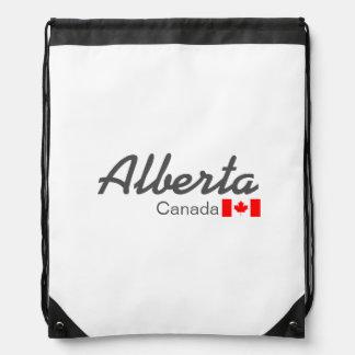 De Rugzak van Alberta, Canada Drawstring