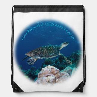 De Rugzak van de Schildpad van het zee