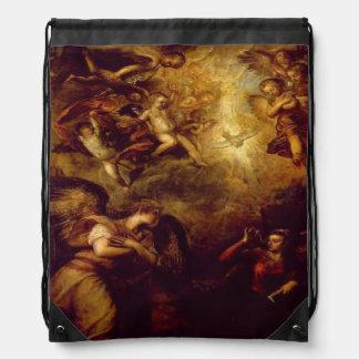 De Rugzak van Drawstring van Titian
