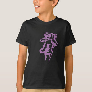 De ruimte Kinder T-shirt van het Man
