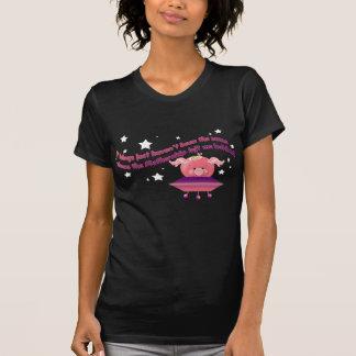De ruimte T-shirt van het Varken