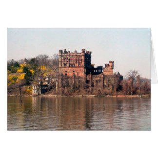 De Ruïnes van het kasteel Briefkaarten 0