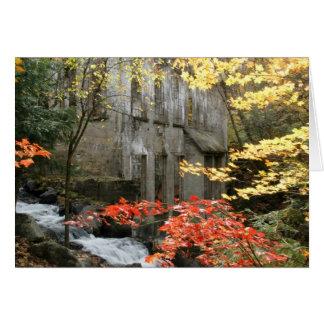 De Ruïnes van Willson, Quebec Kaart