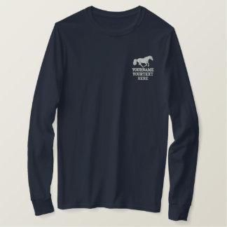 De ruiter club van het paardrijdenpony