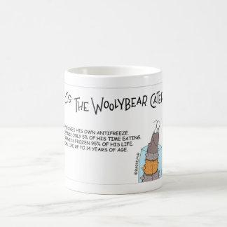 De rupsband Woolybear Koffiemok