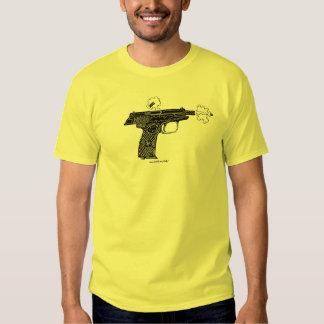 De Russische Makarov stedelijke t-shirt van de
